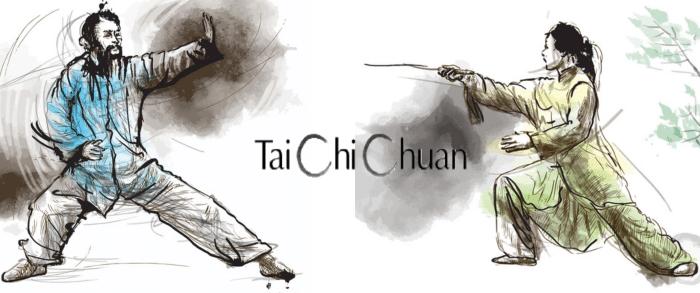 Tai Chi Chuan Slider