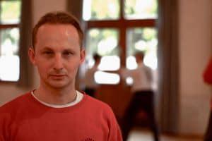 Kamil, Trainer der Münchner Kung Fu Schule