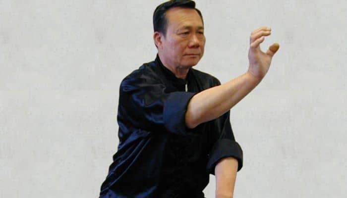 Sifu Buck Sam Kong Kung fu