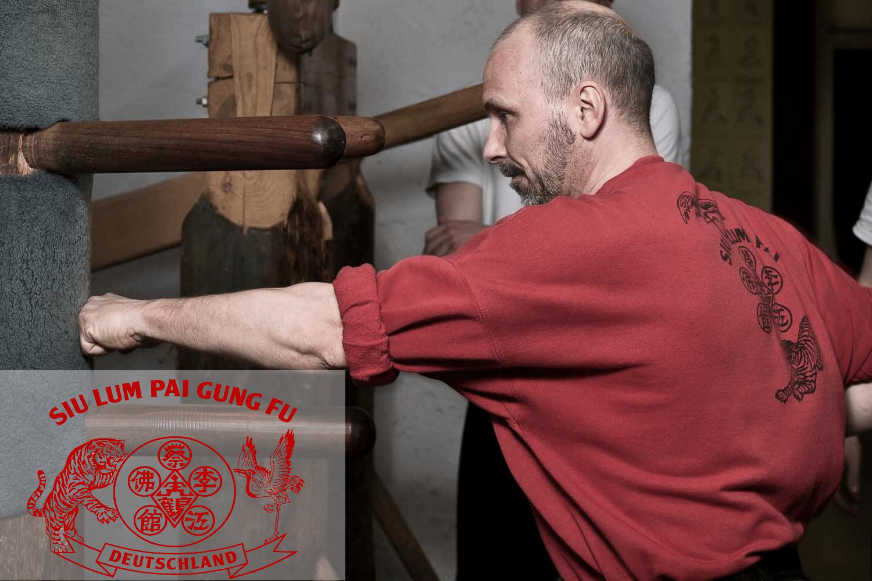 Kung Fu Trainer Uwe