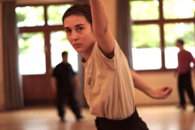 Kung Fu Retreat Frauen