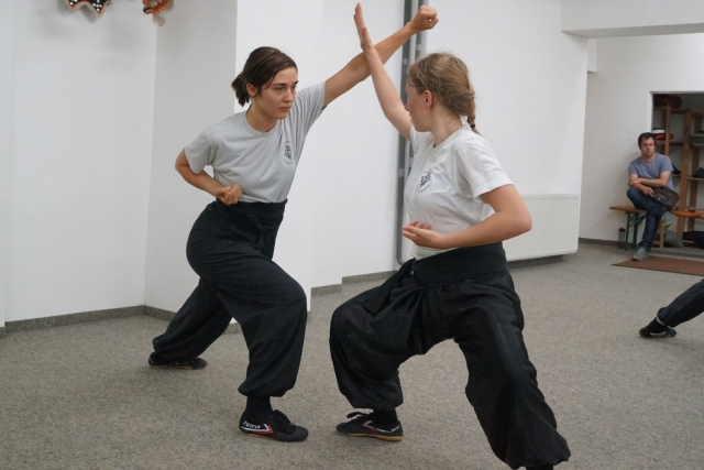 Frauen Kung Fu München