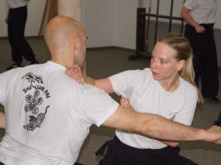 Kung Fu Training München Frauen