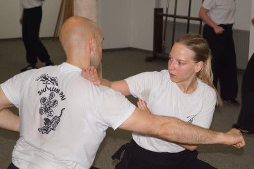 Kung Fu für Frauen in München